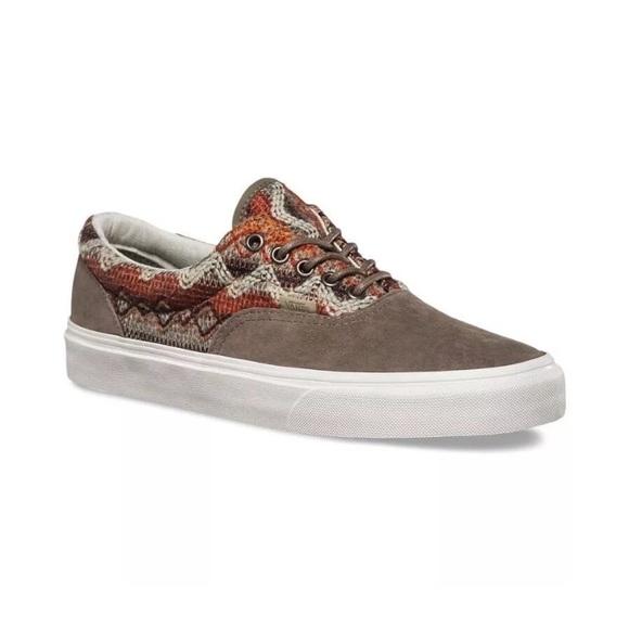 2f2e56e996 New vans era dx suede knit skate shoes